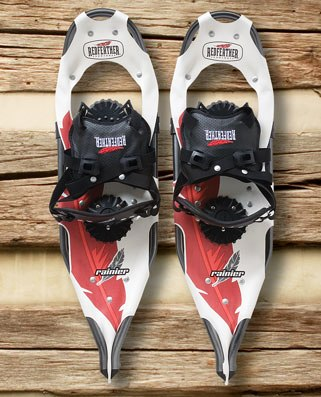 Redfeather RAINIER Recreational Snowshoes 855030R